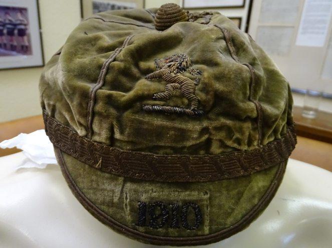1910 British Lions - South Africa Tour Cap(CRM238)
