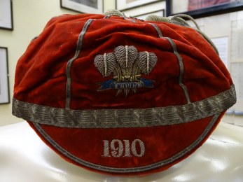 1910 Wales Rugby Cap (CRM222)