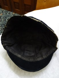 1910 Wales Rugby Cap - Inside (CRM53)