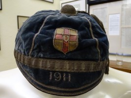 1911 Ulster Rugby Cap (CRM795)