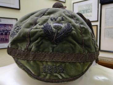 1913-14 & 1919-21 Scotland Rugby Cap (CRM10)