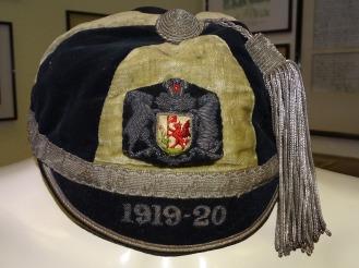 1919-1920 Cardiff Cap (CRM246)