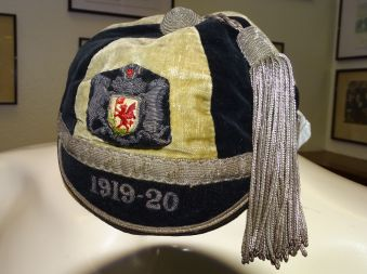 1919-1920 Cardiff Cap - Side (CRM246)
