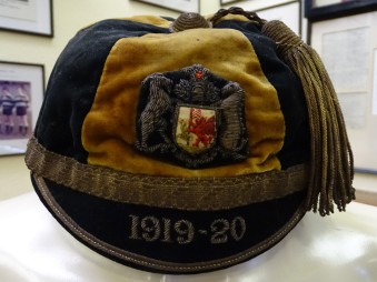 1919-20 Cadiff Rugby Cap (CRM231)