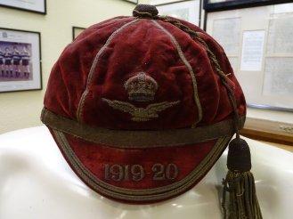 1919-20 RAF Ruby Cap (CRM51)
