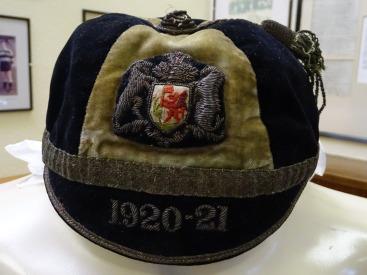 1920-21 Cardiff 2nd XV Cap (CRM241)