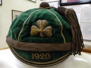 1920 ireland Rugby Cap(CRM17)