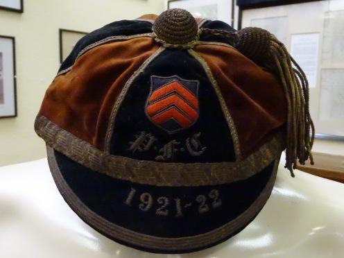 1921-1922 Unknown Cap (CRM187)