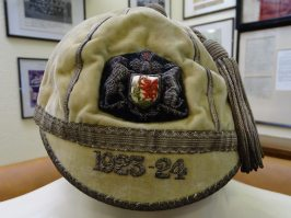 1923-1924 Cardiff Rugby Cap(CRM794)