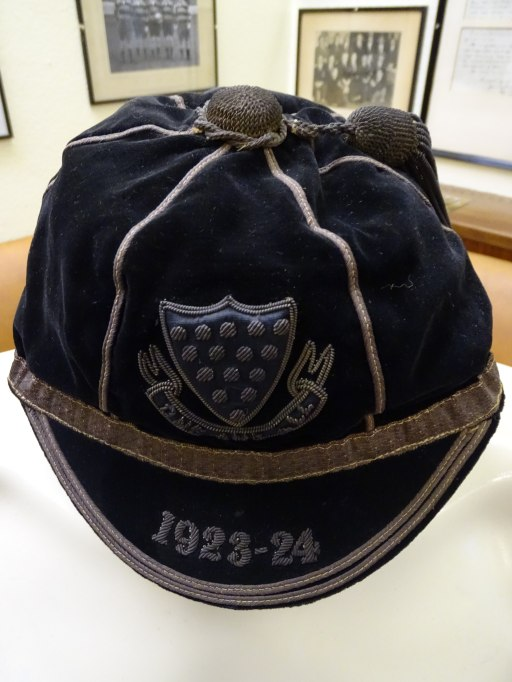 1923-24 Cornwall Rugby Cap(CRM244)