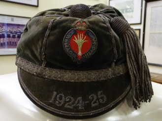 1924-1925 Welsh Guards Rugby Cap (CRM249)