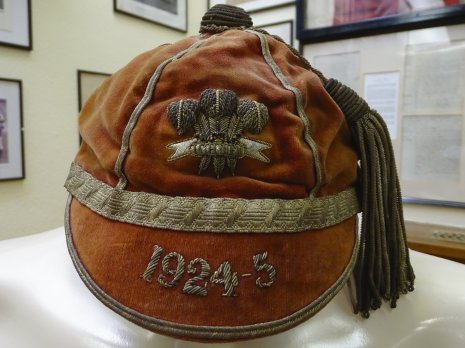 1924-25 Wales Rugby Cap (CRM157)