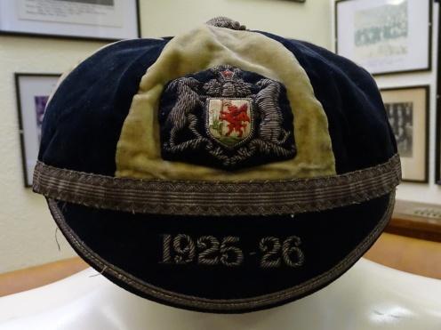 1925-26 Cardiff Cap (CRM87)