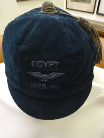 1925-26 RAF Egypt Rugby Cap (CRM175)