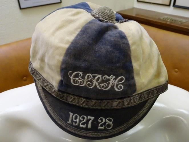 1927-28 Cardiff Schools Rugby Cap (CRM102)