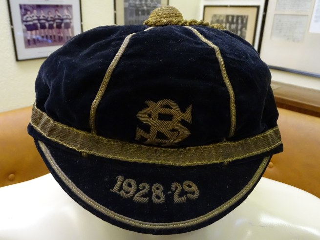1928-29 Rydal School 1st XV Cap (CRM118)