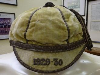 1929-1930 Cardiff Cap (CRM16)