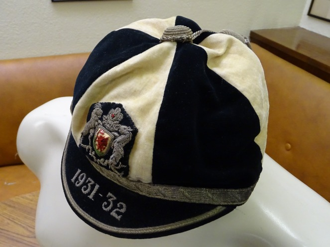 1931-32 Cardiff Cap - Side (CRM97)
