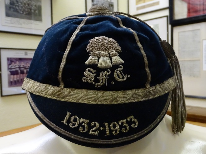 1932-33 Sale Rugby Cap (CRM109)