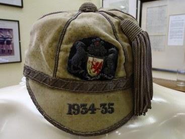 1934-35 Cardiff Cap (CRM223)