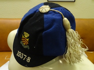 1937-38 Cadiff 2nds Cap - Side(CRM213)