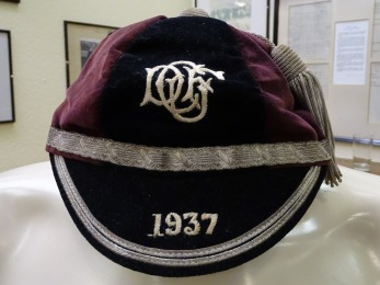 1937 Cardiff & District RugbyCap (CRM90)