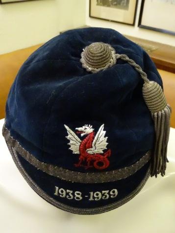 1938-39 Llandovery college Rugby Cap (CRM219)