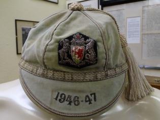 1946-47 Cardiff Cap (CRM221)