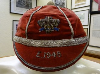 1948 Wales Rugby Cap (CRM108)