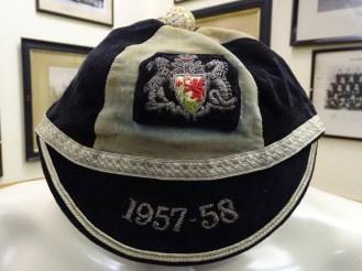 1957-1958 Cardiff Athletic XV Cap(CRM812)