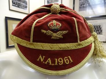 1961 RAF Rugby Cap (CRM809)