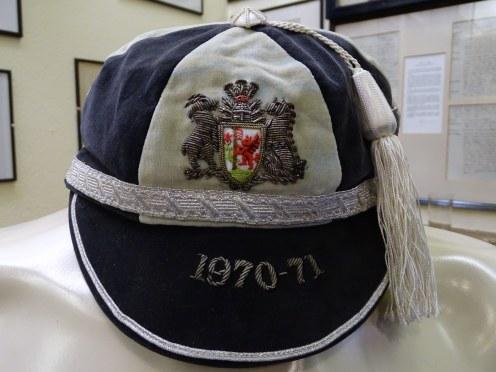 1970-1971 Cardiff Athletic XV Cap (CRM321)