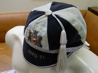 1970-1971 Cardiff Athletic XV Cap - Side (CRM321)
