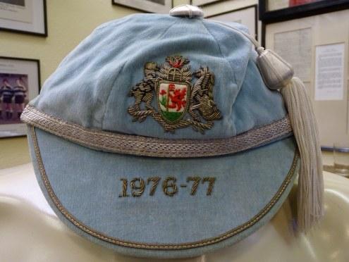 1976-1977 Cardiff 1st XV Cap (CRM318)