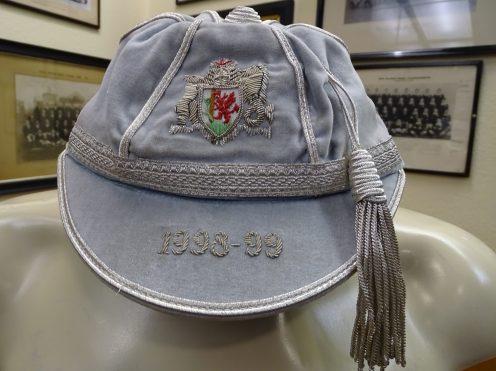 1998-1999 Cardiff Cap (CRM756)
