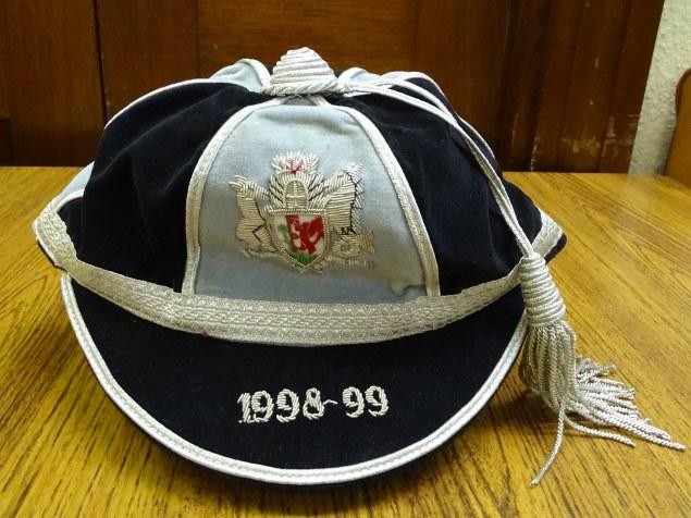1998-1999 Cardiff Cap (CRM957)