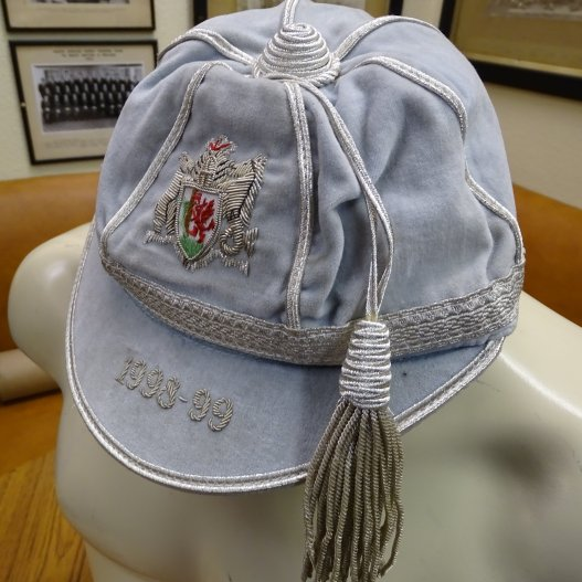 1998-1999 Cardiff Cap - Side (CRM756)