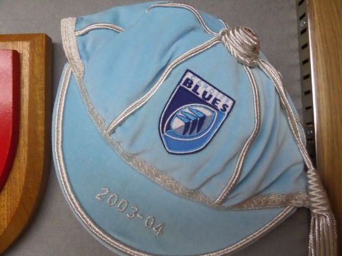 2004-2005 Cardiff Blues Cap (CRM380)