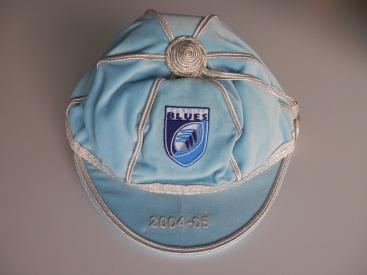 2004-2005 Cardiff Blues Cap(CRM755)