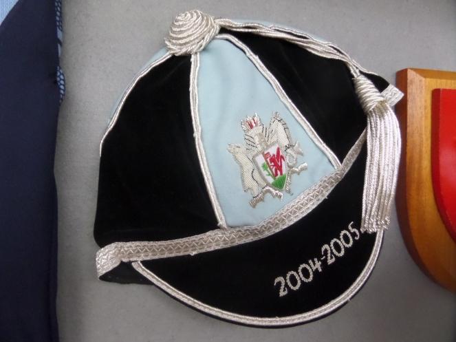 2004-2005 Cardiff Cap (CRM377)