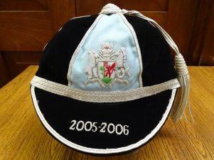 2005-2006 Cardiff Cap (CRM956)