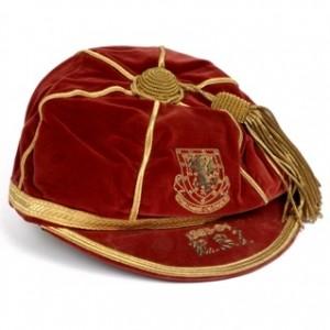 1963-4-wales football cap