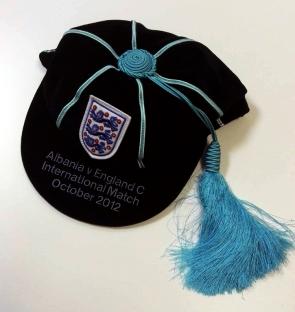 2012 england u21 football cap-vs-albania