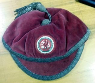 wales-schoolboy football association cap