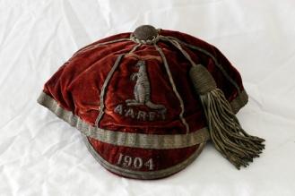 1904 Anglo Australian Rugby Football Team (AARFT) Sid Bevan of Swansea & Wales