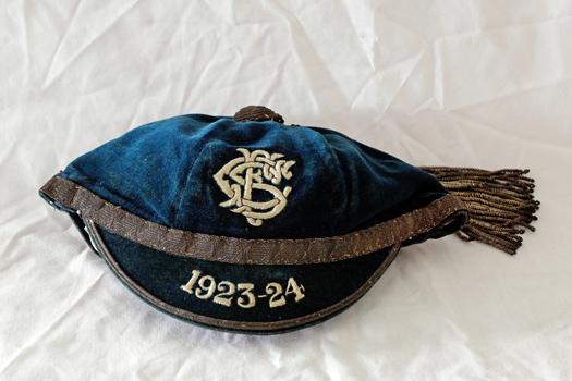 1923-24 Swansea RFC Cap