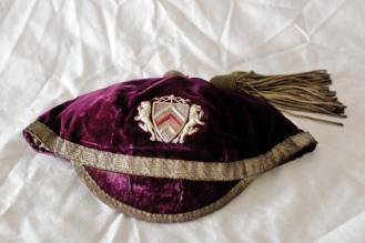 Glamorgan cap FRED SCRINE of Swansea RFC