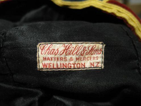 Label southlands Boys School 1935